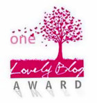 One Lovely Blog Award - logo